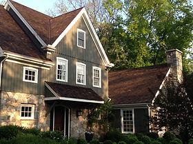 preserved cedar roof