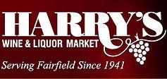 Harry's Wine & Liquor Market Logo
