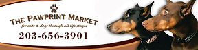 The Pawprint Market Logo