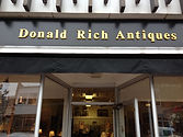 Donald Rich Antiques Logo