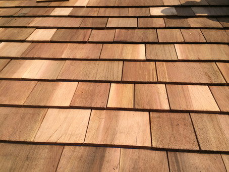 Why a Cedar Shake Roof Outshines Other Roofing Materials