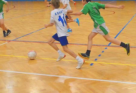 Fútbol de salón