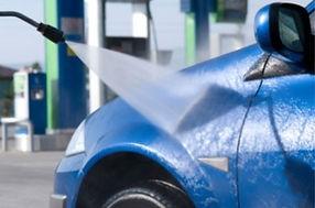 Área de Lava Jatos e Postos de Gasolina