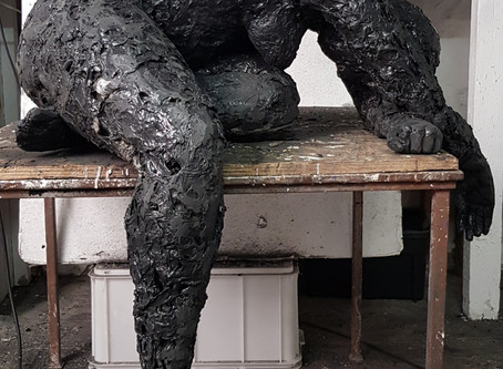 Latest life-size sculptures created in 2019
