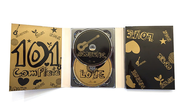 CD Packaging Design CD包裝設計