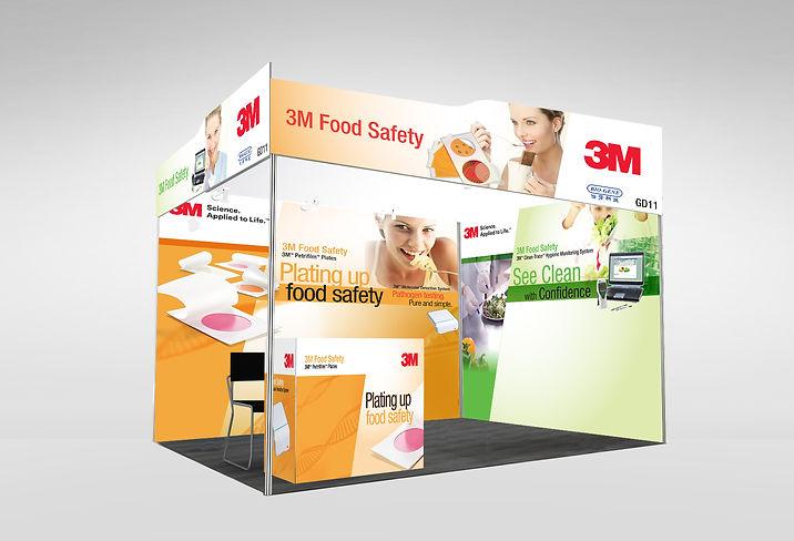 Booth Design 展覽設計