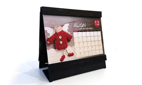 Calendar Design 月歷設計
