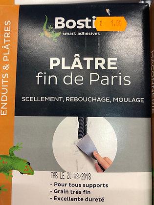 Plâtre fin de Paris 1kg