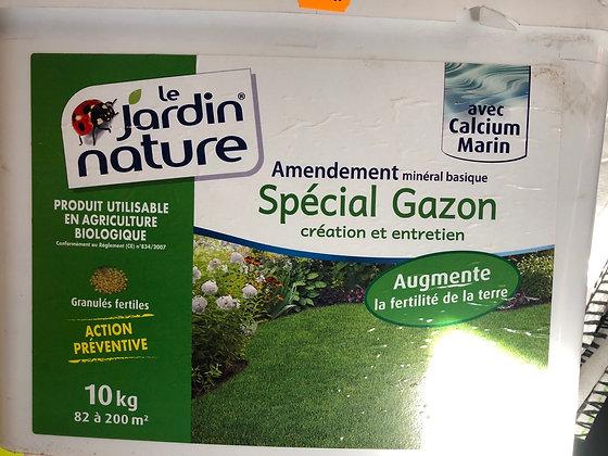 Engrais spécial Gazon 10kg