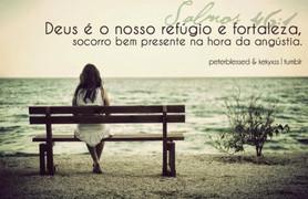 Fortaleza em Deus!