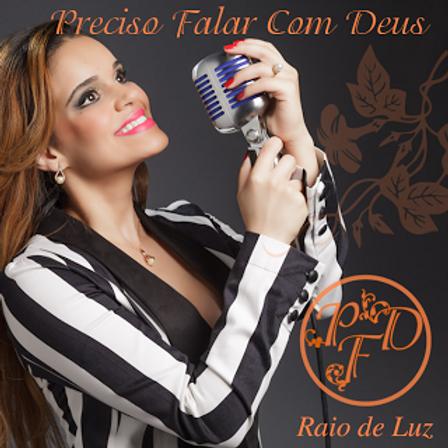 CD PRECISO FALAR COM DEUS COM ALBA JOACYRAIO DE LUZ (2014)