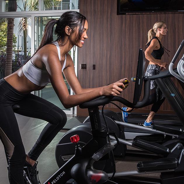 Fitness Salon