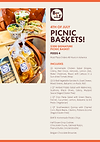 4th of July Signature Picnic Baskets Van Nuys