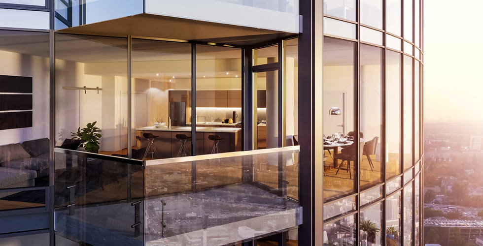 Downtown Los Angeles Apartment Rentals