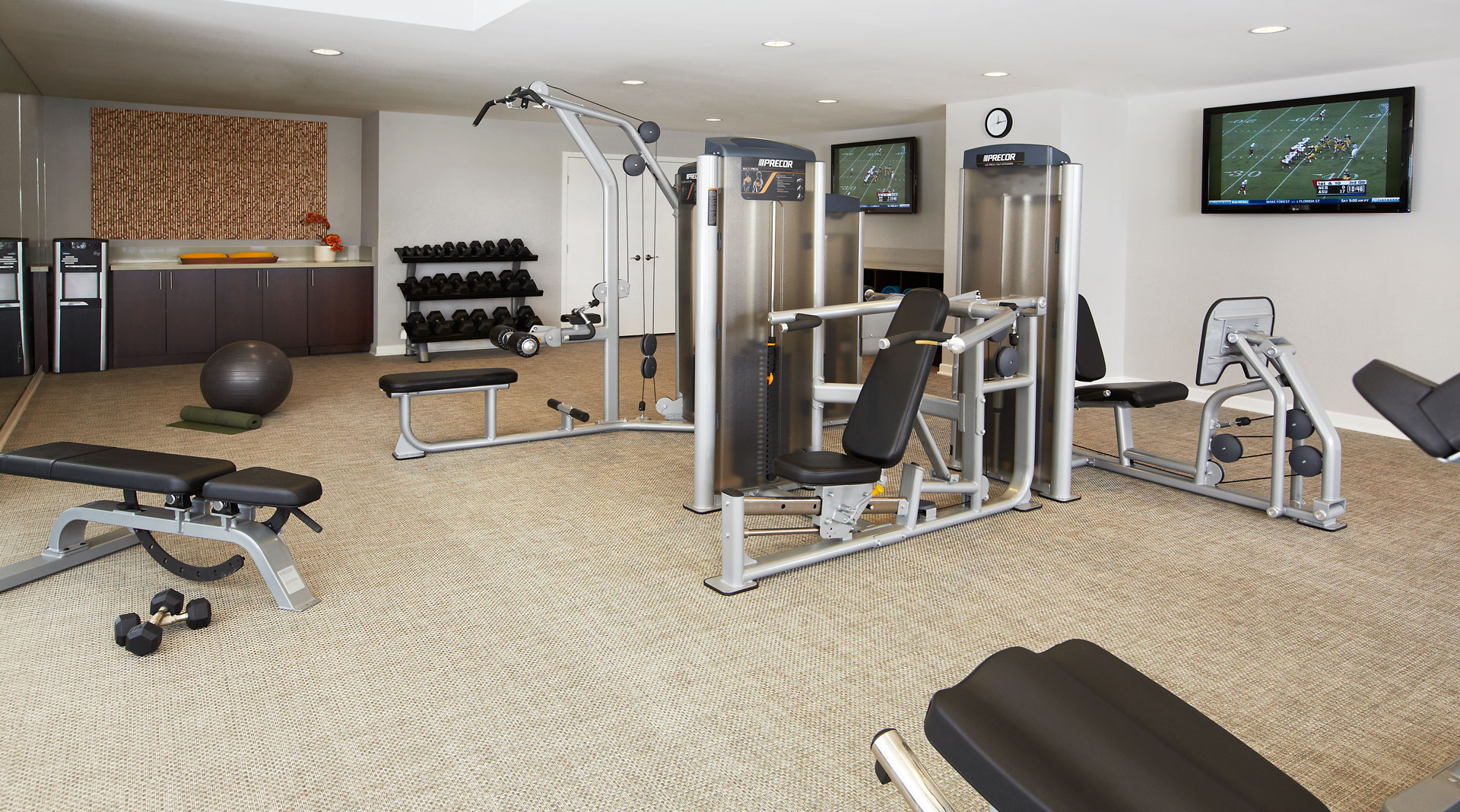 The Avenue in Hollywood fitness center