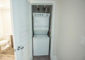 Energy Efficient Washer & Dryer