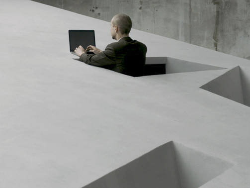 The End Of Sitting: Experimental Work Landscape