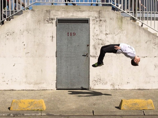 The Body of The City: Urban Connection Through Dance