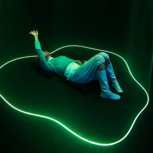 Aura Sensory Installation: Transform Emotions Into Light