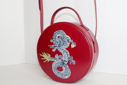 DRAGON HANDBAG
