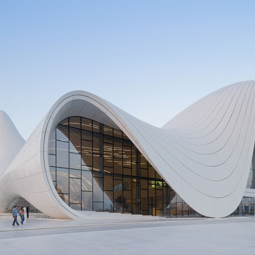 Why We Prefer Curvy Architecture: The Brain & Aesthetic Perception