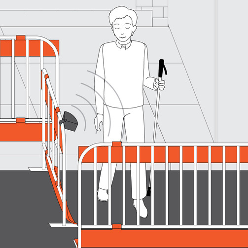 Tactile City: Sensory Navigation For The Visually Impaired