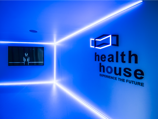 Health House: When Tech Meets Healthcare