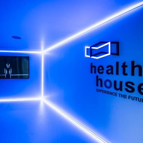 Health House: When Tech Meets Healthcare