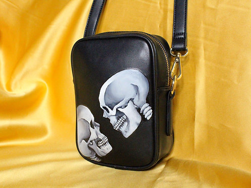 """TILL DEATH DO US PART"" CROSSBODY BAG"