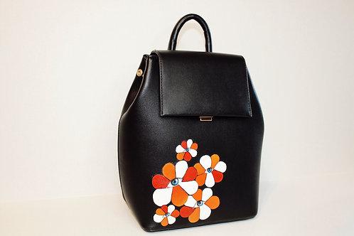 Eye flower backpack