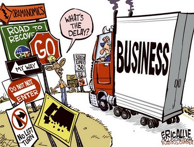 What's the Delay? Regulation slows business