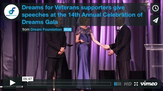 Dreams for Veterans video