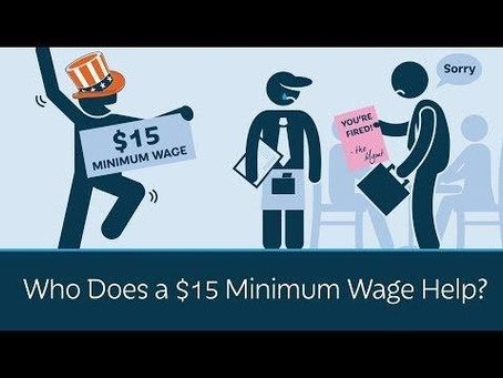 Video: Prager University – Would a nationwide $15 minimum wage help or hurt American workers?
