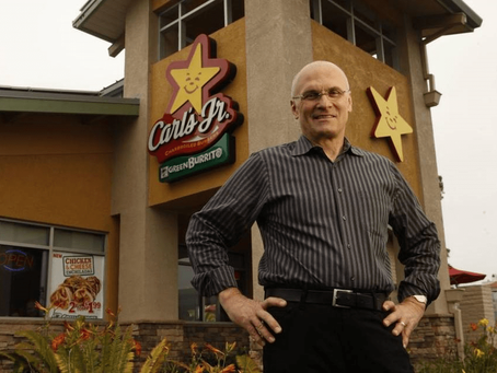 Puzder's business has one of the best labor records in the franchise industry