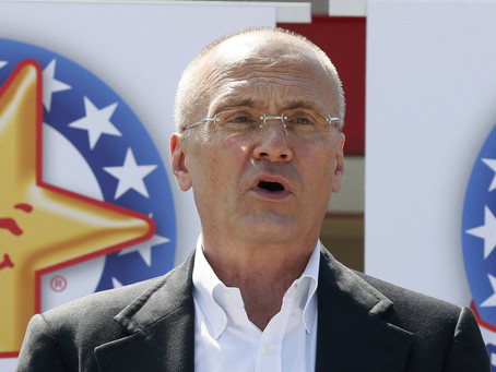 Andy Puzder's Grilling