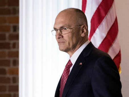 Trump, GOP leaders rally to support Labor nominee Andrew Puzder