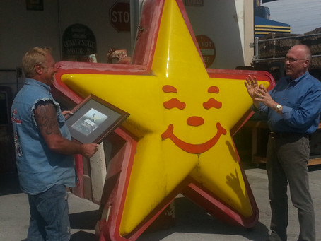 Happy Star on American Restoration