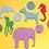Thumbnail: Lovely Creatures Bag Charm