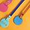 Thumbnail: Balloons & Baubles Bag Tag