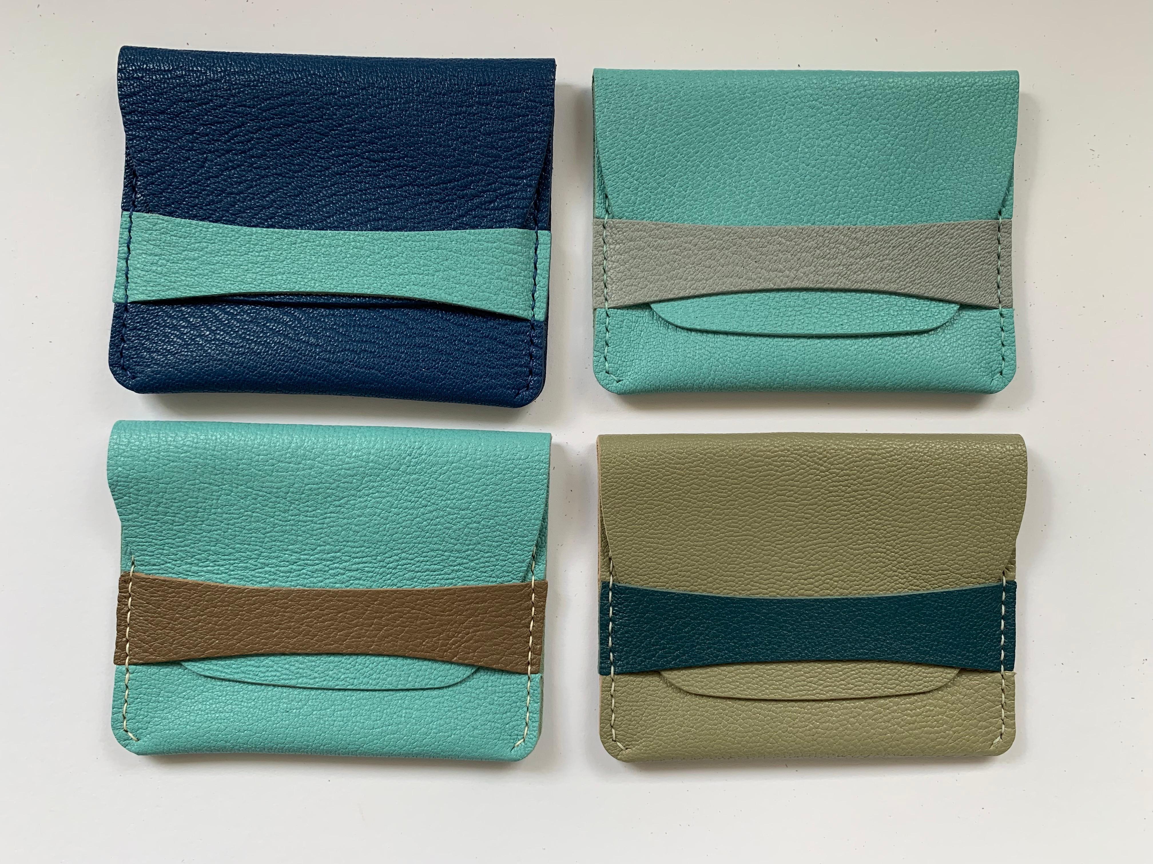 Premium Leather Pouch workshop