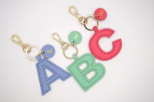 ABC Alphabet Keychain
