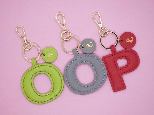 OOP Alphabet Keychain