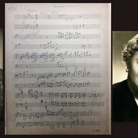 A FLORENCE PRICE PREMIERE, MARGARET BONDS, AND A SELF-CORRECTION