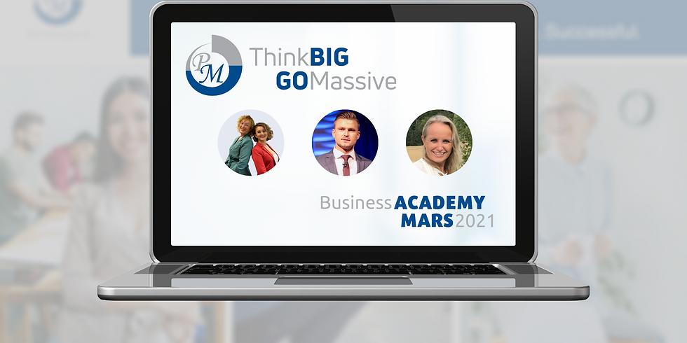 Business Academy- mars