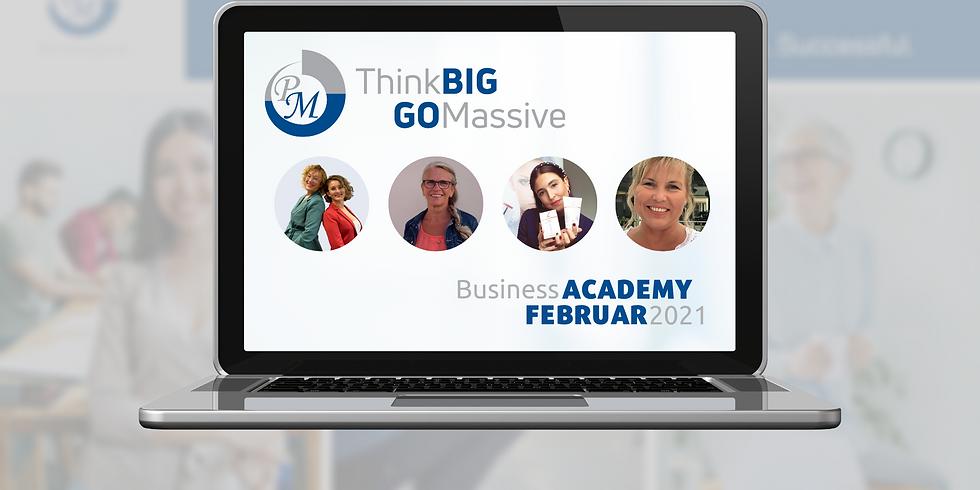 Business Academy- februar