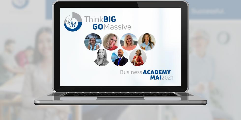 Business Academy- mai