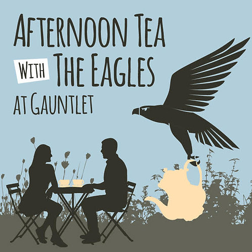 Eagles and Afternoon Tea 18/11/20- Additional ticket