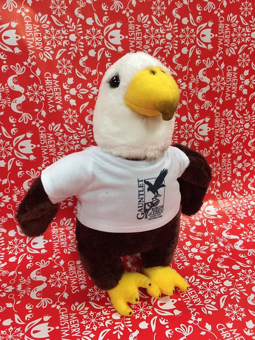 Medium Gauntlet Bald Eagle