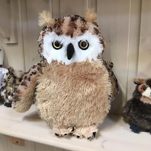 Fluffy Owl- 30cm