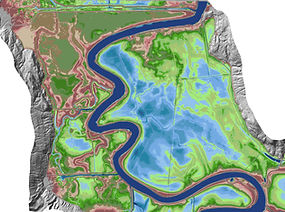 Elevation Data Processing & Analysis